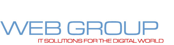 WEB GROUP - IT SOLUTIONS FOR A DIGITAL WORLD